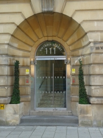 New doors for City Centre Offices