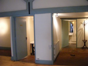 Entrance area- Before