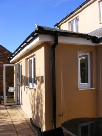 Rear Extension with level access