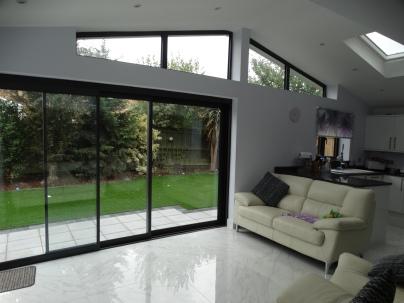 Large apex window